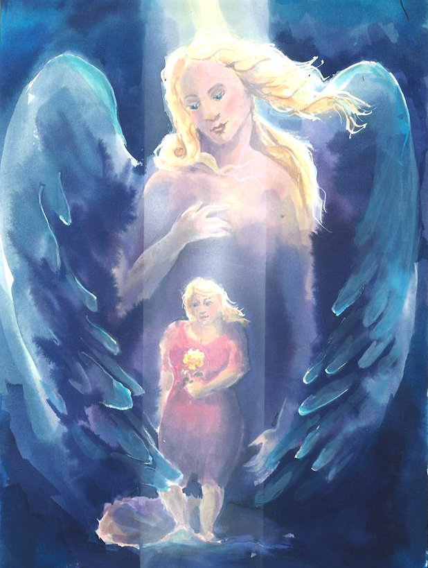 """Guardian Angel"" by Robin Maynard-Dobbs"